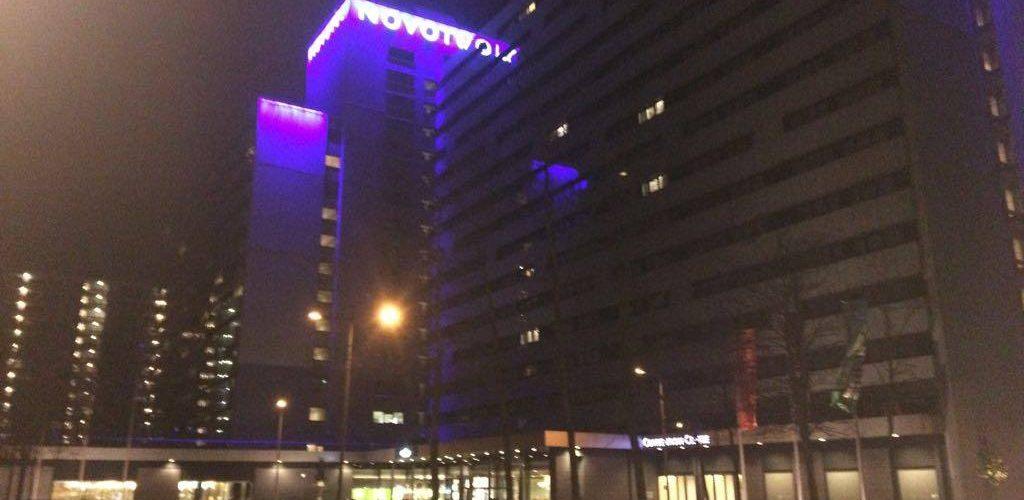 Novotel Amsterdam: renovatie in twee fases