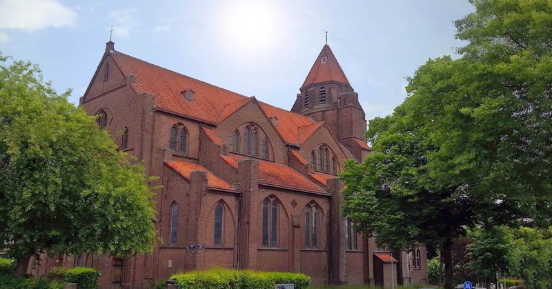 Transformatie kerk naar Medisch Centrum