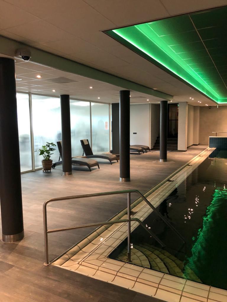Renovatie zwembad Bilderberg Kasteel Vaalsbroek