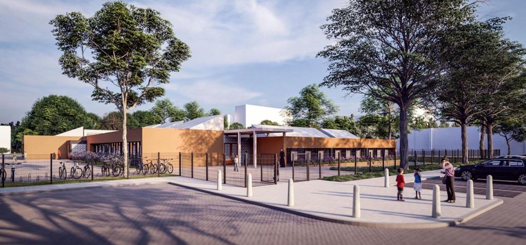 Renovatie Bassischool Zeist