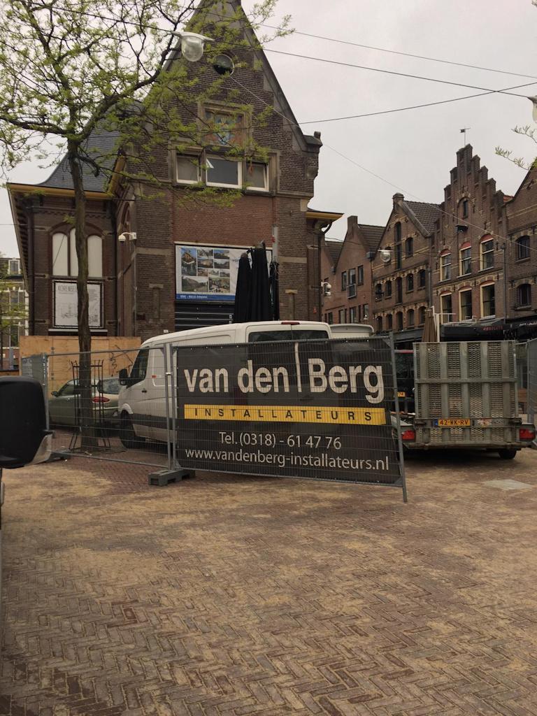 Gestart met transformatie Korenbeurs naar Foodhall Arnhem