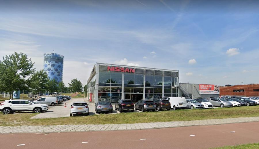 Gestart met renovatie Nissan Garage Amsterdam