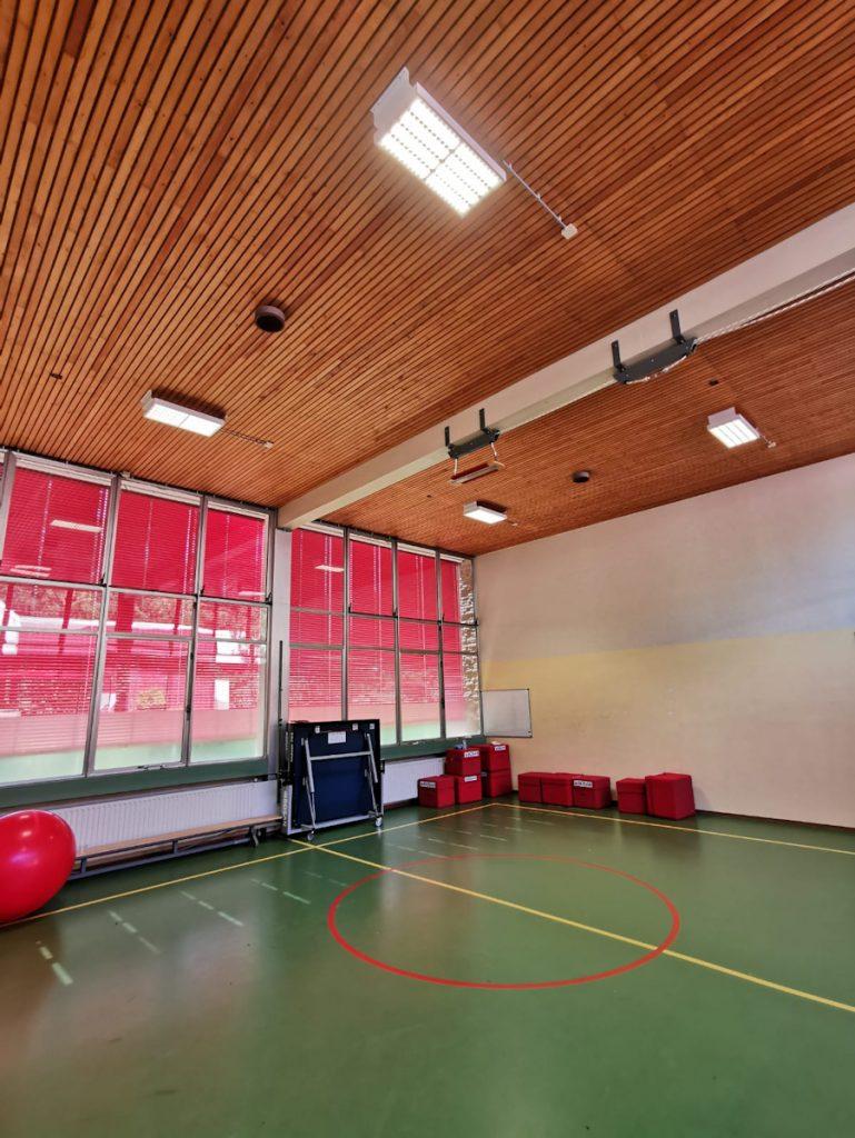 Gymzaal Nijmegen – Van den Berg Installateurs