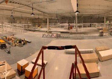 Meewerken aan nieuw concept: Hornbach Vloeren in Kerkrade